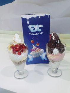 I am in heaven!!! #frozen yogurt