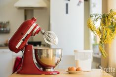 A KitchenAid stand mixer is a coveted appliance that comes with a hefty price tag. Let's talk about certified refurbished KitchenAid mixers. Test Kitchen, Kitchen Aid Mixer, Kitchen Tools, Kitchen Gadgets, Kitchen Appliances, Kitchen Stuff, Kitchen Aide, Cleaning Appliances, Electrical Appliances