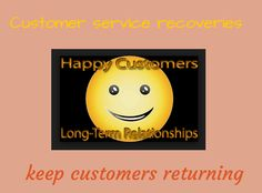 Service quality is the heart of customer service, isn't it? And anticipating problems is really the key to customer care.