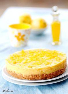 citrom torta | Dolce Vita Életmód