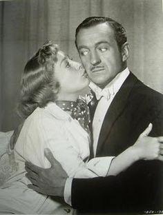 My Man Godfrey (1957) . June Allyson and David Niven.