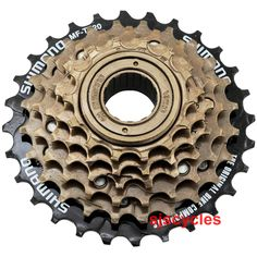 Cassettes, Freewheels & Cogs Sporting Goods Shimano Freeewheel Cog 6 Speed 14-28t Clear-Cut Texture
