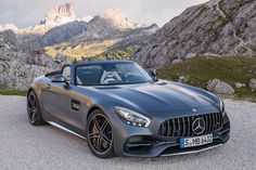 Mercedes AMG GT Roadster – Men's Gear