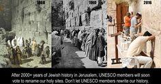 """""""A verdade histórica é mais forte, e a verdade prevalecerá"""" - Afirmou Netanyahu em reação à resolução da UNESCO"""