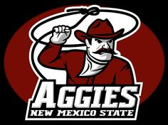 New Mexico State University 1888 Las Cruces New Mexico (Aggies) Pistol Pete