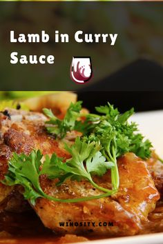 Wondering how to cook lamb in a new way? This recipe is perfect for those adventurous people who want to try a new and exciting flavor profile. This recipe is for lunch and dinner and can be a great meal idea for the family. It is an easy dinner meal that easy to prepare. A yummy meal idea that is perfect for events and parties as well. Leftovers Recipes, Brunch Recipes, Easy Dinner Recipes, Easy Meals, Lamb Recipes, Wine Recipes, Fall Casseroles, How To Cook Lamb, Wine Pairings