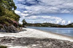 Silver Sands, Morar, Scottish Highlands Scottish Highlands, Sands, Hdr, West Coast, Scotland, Places To Visit, Explore, Beach, Water