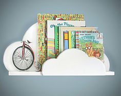 Etsy find of the day - cloud wall shelf