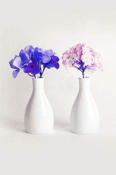 Hello spring bliss! We love flowers, singing birds, and of course, this cute vase!