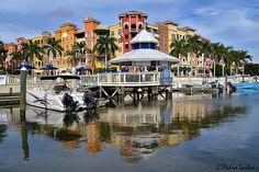 Shanes at Bayside, Naples, Florida.