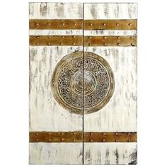 In ancient Chinese culture, lacquered red doors (called a vermillion gate) repre. Arte Pallet, Chinese Door, Asian Home Decor, Colorful Animals, Modern Fireplace, Unique Wall Art, Chinese Culture, Painting On Wood, Canvas Art