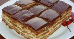 """Este una dintre CELE MAI BUNE prăjituri și noi am pus mâna pe vechea rețetă ardelenească! Prăjitura """"Jerbo"""" (Greta Garbo)"""