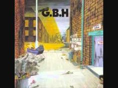 Charged G.B.H. - Time Bomb  I think my favorite Oi punk song of all time.