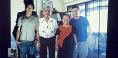 Skype Family Portraits: Photographer John Clang
