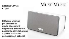 SonosPlay:3-€299