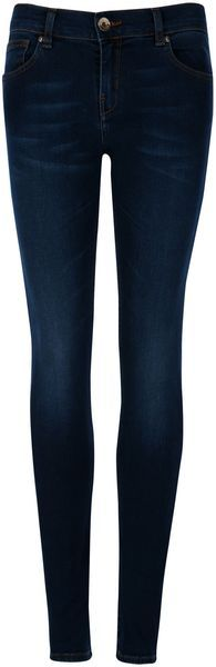 6482cadf6fdf54 TED BAKER LONDON Mineey Skinny Jeans - Lyst Ted Baker Jeans