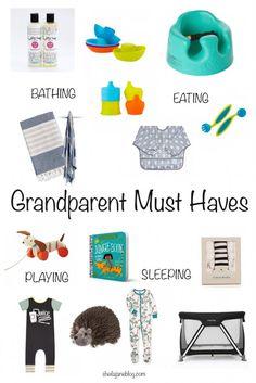 Grandparent Must Haves