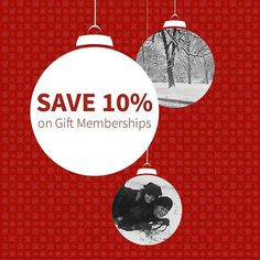 Want a gift that lasts for generations? Gift an Ancestry membership this holiday season: http://ancstry.me/2eFyHGF  Order and save 10% on gift memberships! (Valid for U.S. only, offer ends November 18 at 11:59 p.m. ET.)  #GiftIdeas #HolidayGifts #Holidays