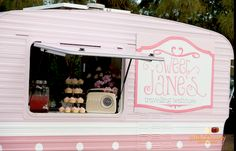 Vintage High Tea themed birthday party with tons of ideas! Including a traveling high tea teahouse