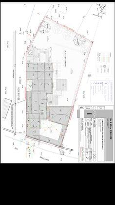 Plan Masse De La Maison.