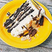 Amaretto Icebox Cake - goes with Blue Crab Boil