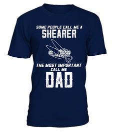 # DAD SHEARER .  1. Select the style and color you want:2. Click the Green Button3. Select size and quantity4. Enter shipping and billing information5. Done! Simple as that!TIPS: Buy 2 or more to save shipping cost!