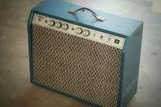 Risultati immagini per old wood guitar amps