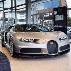 The brand new Bugatti Chiron. Better than the Veyron by lvvish Supercars, New Bugatti Chiron, Gentleman, Classic Car Garage, Automobile, Ferrari California, Bugatti Veyron, Bugatti Cars, Car In The World