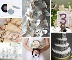 Do it yourself wedding flowers wedding ideas pinterest wedding film and music themed marriage solutioingenieria Images