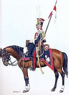 FRANCE - Polish lancer