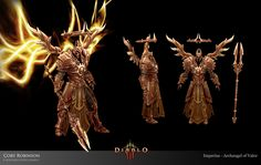 hi polycount,    it's been a while since i've posted, so it's rad being able to share some of my work from Diablo 3 and the new expansion, Reaper of Souls.