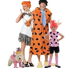 The Flintstone Halloween Costumes are the ideal choice for people who are looking to dress up as a couple, family or small group.    Whether you...
