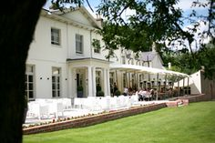 New wedding hanger just launched at the ever so stylish Kesgrave Hall, Ipswich. Unique venue!