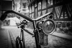 Old Bike by Peter Kristensen on 500px