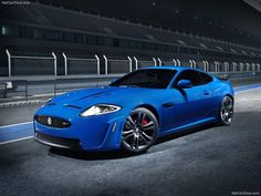 Jaguar XKR S want!!