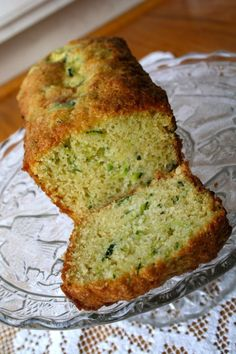 Lemon Zucchini Bread- this recipe will overflow one loaf pan (but not enough for 2 loafs), so I made a few muffins and one loaf of bread : )
