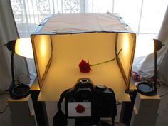 25 DIY Photography Lighting Hacks | Photography Tips, Tricks U0026 Tools |  Pinterest | Photo Light Box, Budgeting And Box