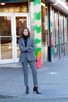 Julia Gall let us look inside her closet.