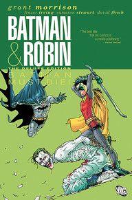 BATMAN & ROBIN VOL. 3: BATMAN MUST DIE DELUXE EDITION | DC Comics