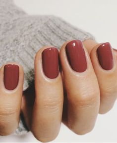 red nails | nail manicure ideas