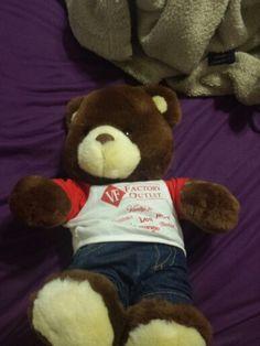 Everyone meet Charlie the bear!