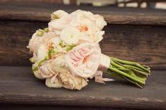 Bouquet inspiration :  wedding peonies pink peach garden roses ranunculus flowers Tumblr Kyyxc07oRD1qa3jjio1 500 by simonelan