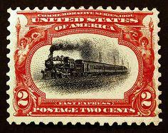 #295 2c 1901 VF *Mint* Center Shift Full Gum  – Classic Summer Stamp Sale Visit LittleArtTreasures.com or http://stores.ebay.com/Little-Art-Treasures