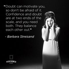 Wise words from Queen Barbara Streisand. Theatre Quotes, Dream Career, Monologues, Motivate Yourself, Lessons Learned, Love Of My Life, Wise Words, Theater, Sheet Music