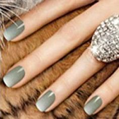 Ombre nails. Love this but seems a bit of a pain to DIY. Maybe I'm just lazy?