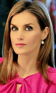 Königin Letizia von Spanien Mais