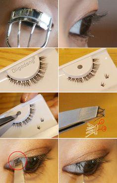 #oligodang #cosmetic #makeup #hair #K-beauty 올리고당 메이크업 피카소 아이미속눈썹 커팅하기 연예인속는썹 속눈썹 붙이는 방법