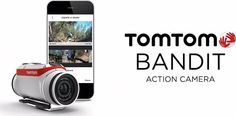 V čom je TomTom Bandit tak výnimočný oproti konkurencii? Sony, App, Electronics, Outdoor, Outdoors, Apps, Outdoor Games, Outdoor Living