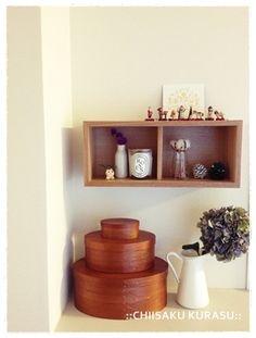 こんばんは。ライフオーガナイザーの会田麻実子です。MUJIの「壁に付けられる家具」をご存知でしょうか。石膏ボードの壁ならどこでも取り付けできる・・・という商品…