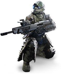 Killzone Shadow Fall Concept Art